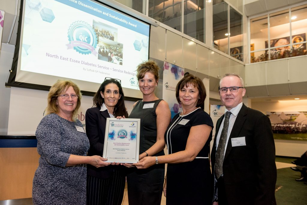 Quality in Care Awards - Best Practice and Sustainability