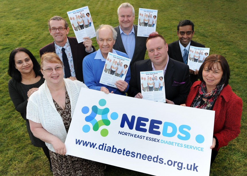 Patients help launch new NHS adult diabetes NEEDSservice